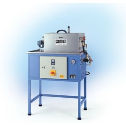 KWS KG 100 - Flask Investment Breaking and Casting Cleaning Machine